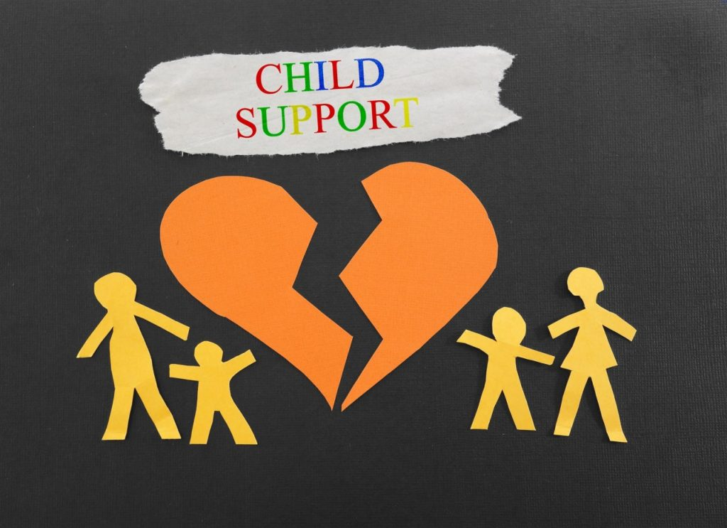 Child Support During Divorce