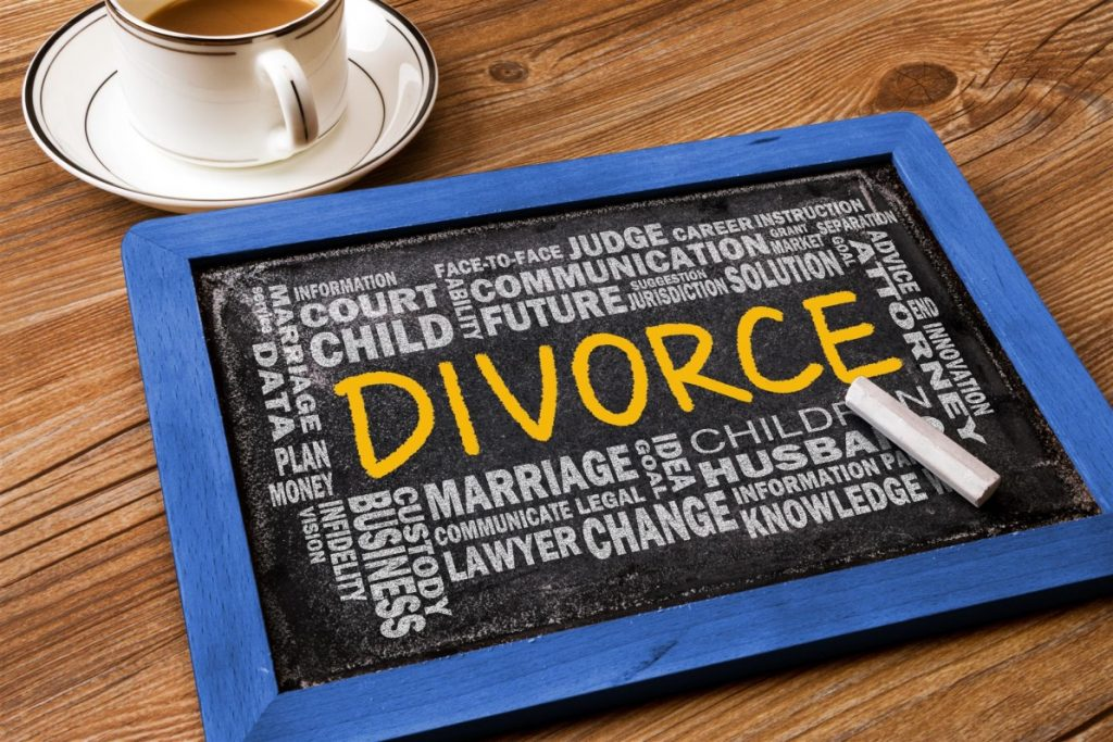 Common Divorce Terms