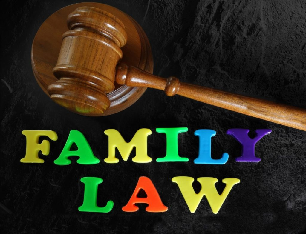 Family Law Gavel