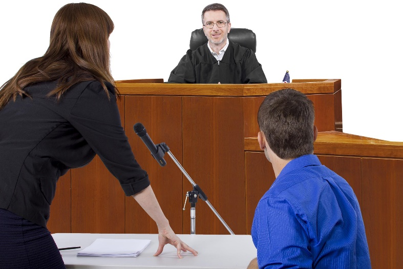 Divorce court proceedings